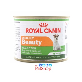 Royal Canin Canned Mini Adult Beauty 195g Healthy Skin