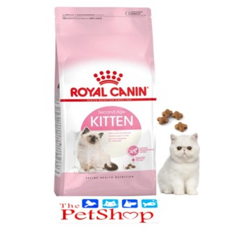 Royal Canin Dry Cat Food Second Age Kitten 2kg