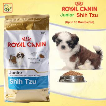 Royal Canin Junior Shih Tzu Up to 10 Months Old Dry Dog Food 1.5kg