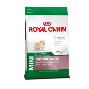 Royal Canin Mini Indoor Jr. Puppy Food 1.5kg