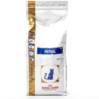 Royal Canin Prescription Diet Renal Feline Dry Cat Food 2kg