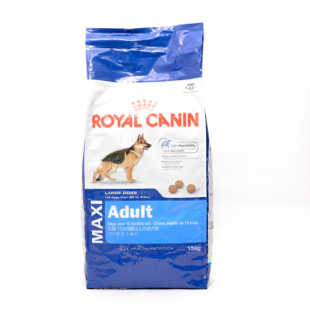 royal canin size health nutrition maxi adult dry dog food 15kg lazada ph. Black Bedroom Furniture Sets. Home Design Ideas