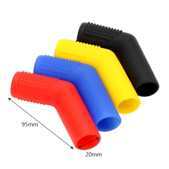 Rubber Gear Shift Shifter Sock Cover Boot Protector StreetMotorcycle Dirt bike - intl - 2