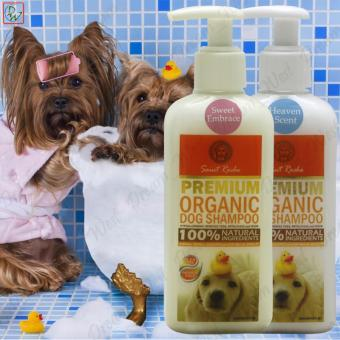 Saint Roche Premium Organic Dog Shampoo 250 mL (Sweet Embrace and Heaven Scent) Set of 2 Price Philippines