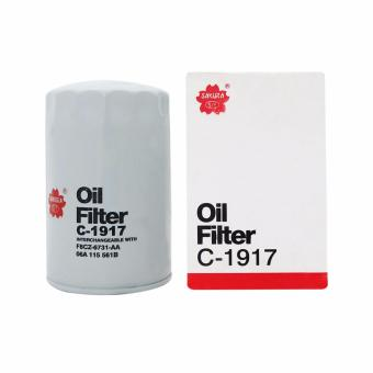 Sakura Oil filter C-1917 for Ford Escape Price Philippines