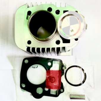 S&L MOTOR CYLINDER BLOCK KIT HONDA WAVE125/XRM12552.4MM(STANDARD) with FREE Original VS1 Protector