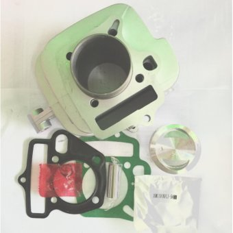 S&L Motor Cylinder Block Kit Honda Xrm 54Mm(Racing) With FreeMotorcycle Switch On/Off