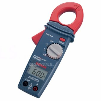 Sanwa DCM60R Clamp Meter AC + True RMS (Made in Japan)