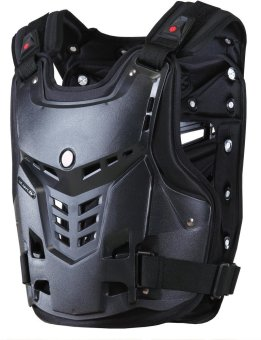 Scoyco(R) AM-Series AM05 Motorcycle Body Armor Touring &Motocross MX Racing (Black) (L) Price Philippines