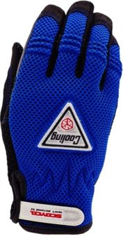 Scoyco(R) LE-Series LE-01 Motorcycle Gloves Reflective (Blue) (L) Price Philippines