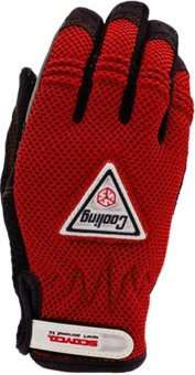 Scoyco(R) LE-Series LE-01 Motorcycle Gloves Reflective (Red) (L) Price Philippines