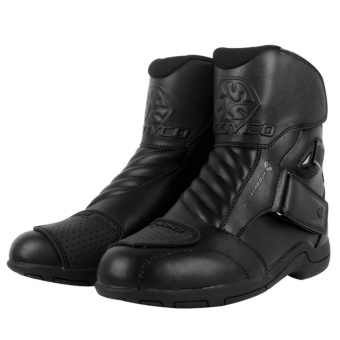 Scoyco(R) MBT-Series MBT-011 Motorcycle International Boots Touring& Racing (Black) (Size 42) Price Philippines