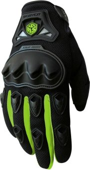 Scoyco(R) MC-Series MC29 Motorcycle Gloves w/ Knuckle Touring &Racing (Neon Green) (XL) Price Philippines