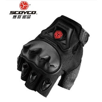 Scoyco off-road motorcycle summer half finger race car gloves Price Philippines