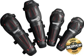Scoyco Premium Gears K/H-Series K10/H10-2 Motorcycle Elbow &Knee Pads & Protector Guards Protector Price Philippines