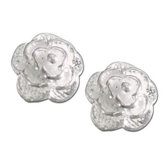 SE052 Rose Stud Earring - picture 2