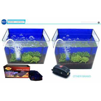 Sea Quest Storm 2 Aquarium Air Pump 2.5W For Fish Aquarium Tank,Marine Tank, Salt Water Tank and Planted Tank - 2