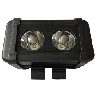 Sec 00570 A Strip 20W LED Flood Light (Black)