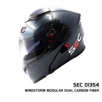 SEC 01354 Windstorm Modular Dual Carbon Fiber (2017 Collection)