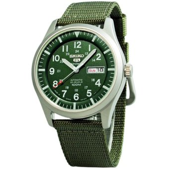 Seiko 5 Military Automatic Sports (Made In Japan) SNZG09J1 - intl Price Philippines