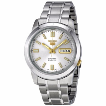 Seiko 5 Stainless Steel Automatic Men's Watch SNKK09K1