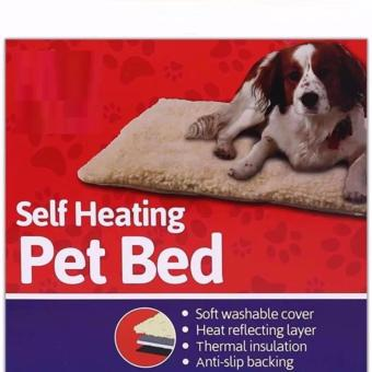 Self Heating Thermal Pet Pad Rug for Cats & Dogs