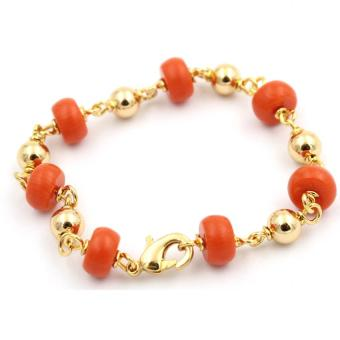 Shanley Charm Bracelet With Colored Beads for Kids Fashion Jewelry Price Philippines