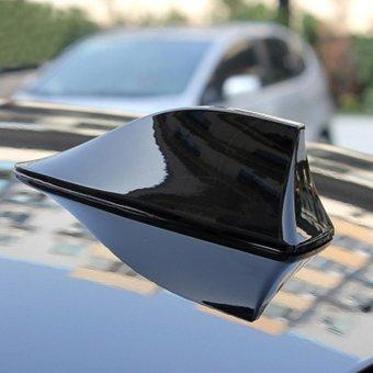 Shark fin Shape antenna signal Car radio(Black)-17X7.5X5.5cm - intl - 4