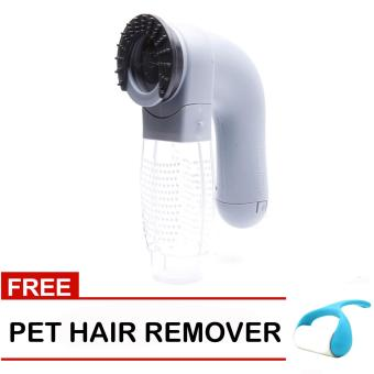 Shed Pal Cordless Hair Vacuum for Pets with Free Pet Hair Remover