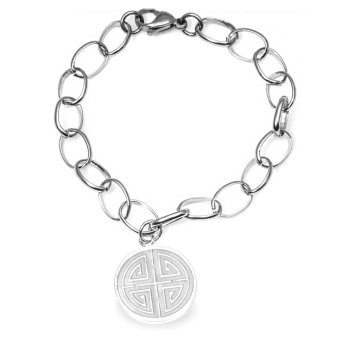Silverworks Four Blessings Chinese Symbol Bracelet