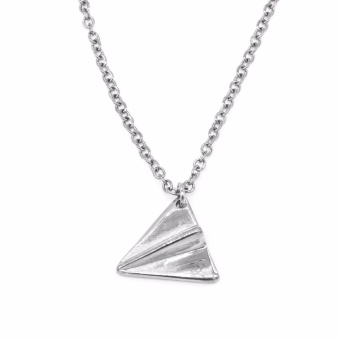presyo ng silverworks x3655 origami design necklace
