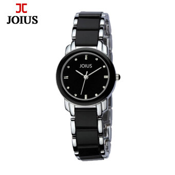 Simple imitation ceramic bracelet women's watch