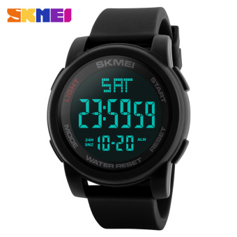 Skmei men's with numbers-student waterproof electronic watches sports watch