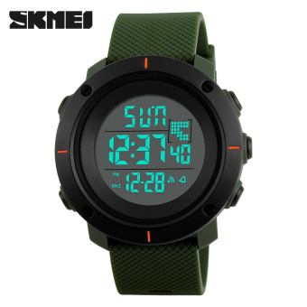 Skmei outdoor multi-functional students watch waterproof sports watch