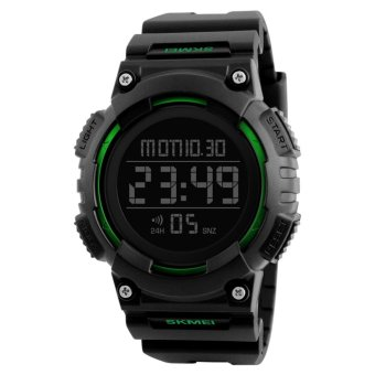 SKMEI Watch 1248 Brand Sports Watches Men Outdoor Fashion DigitalWatch - intl