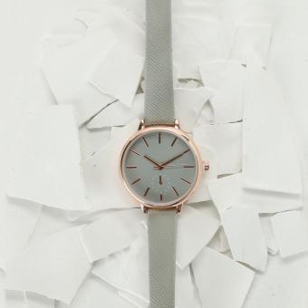 SM Accessories Ladies Analog Watch (Gray)