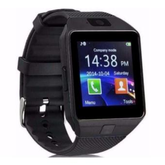 Smart Watch Bluetooth For Android and IOS With Sim Card Slot (BLACK) - 2