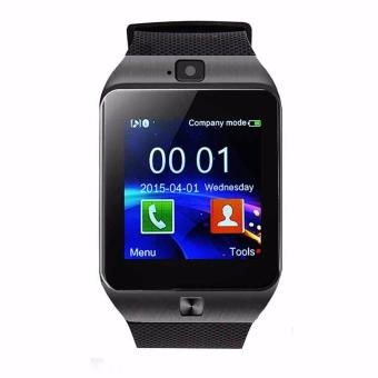 Smart Watch Bluetooth For Android and IOS With Sim Card Slot (BLACK) - 3