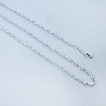 Smythe & Co. 925Silver Twisted Ladies Necklace Size20 Price Philippines