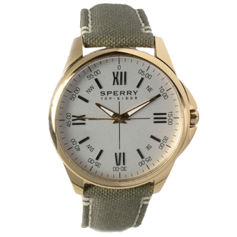 Sperry Top-Sider Kinney Canvass Watch SPR-103051-CNVSGRY