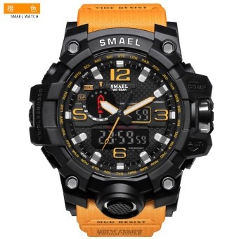 Sports Outdoor Men waterproof men electronic watch
