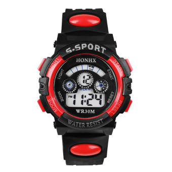 Sports outdoor multi-functional Waterproof with numbers-watch electronic watch