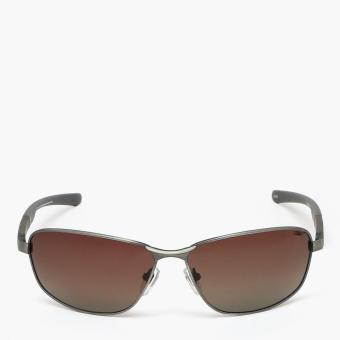Spyder Mens Clutch Sunglasses (Brown)