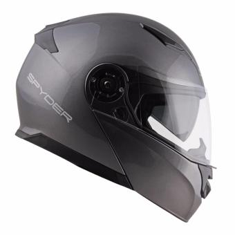 Spyder Modular Helmet Arrow PD 400 (Titanium Grey)