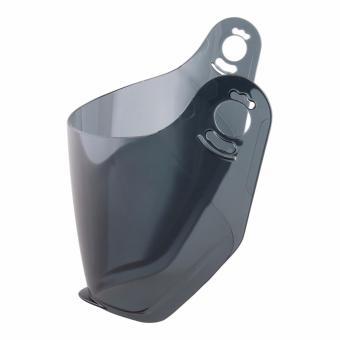 ... Spyder Spare Visor for Motard 2.0 (Smoke) - 3