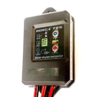 ST-F1210 10a PWM Waterproof Solar Battery Charge Controller #0288