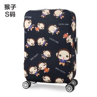 Stretchable Elastic Travel Luggage Suitcase Protective Cover(S) -intl Price Philippines