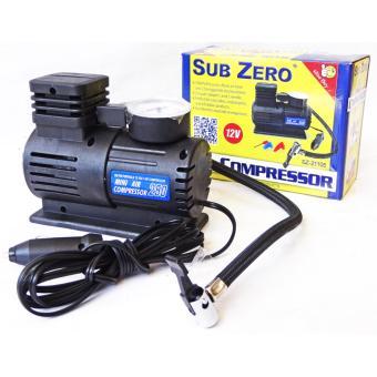 Sub Zero Air Compressor Car Tire Inflator - Real 250PSI