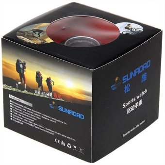 SUNROAD Sports Watch FR8204A Altimeter - 5