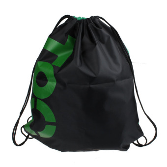 Swimming Drawstring Beach Bag Sport Gym Waterproof Backpack Duffle Green